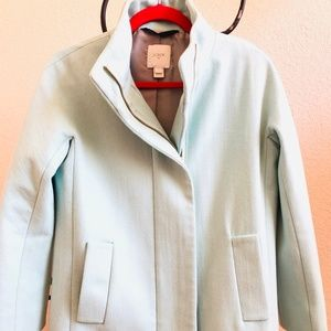 J. Crew Classic Cocoon Coat